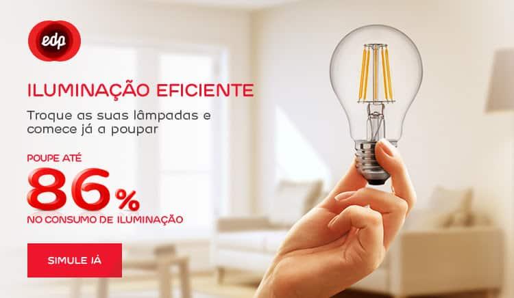 EDP: Iluminação Eficiente