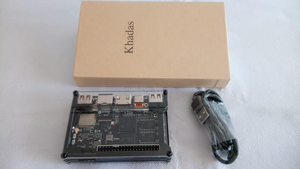 Khadas VIM2 Max: Muito mais do que uma TV Box!