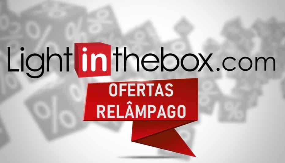 Lightinthebox - Ofertas Relâmpago
