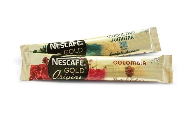 NESCAFÉ GOLD Sumatra e Colômbia