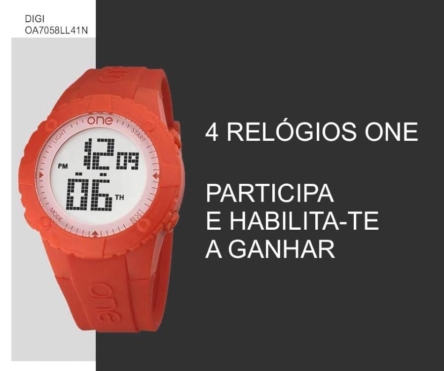 Relógio ONE DIGI