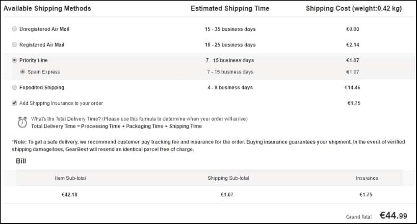 Preço com portes e seguro da TV Box SAMMIX R95S