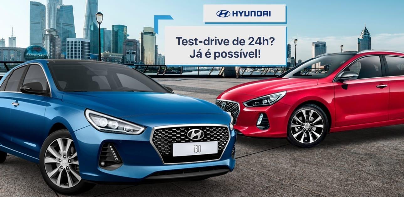 Test Drive Hyundai