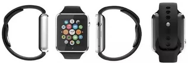 TomTop - Smart Watch MTK6261