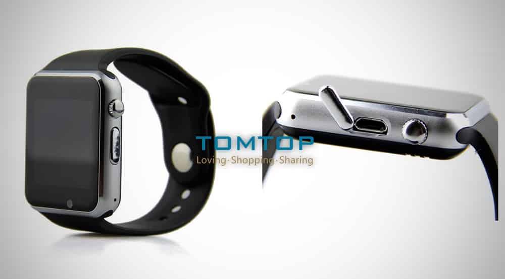 TomTop - SmartWatch MTK6261