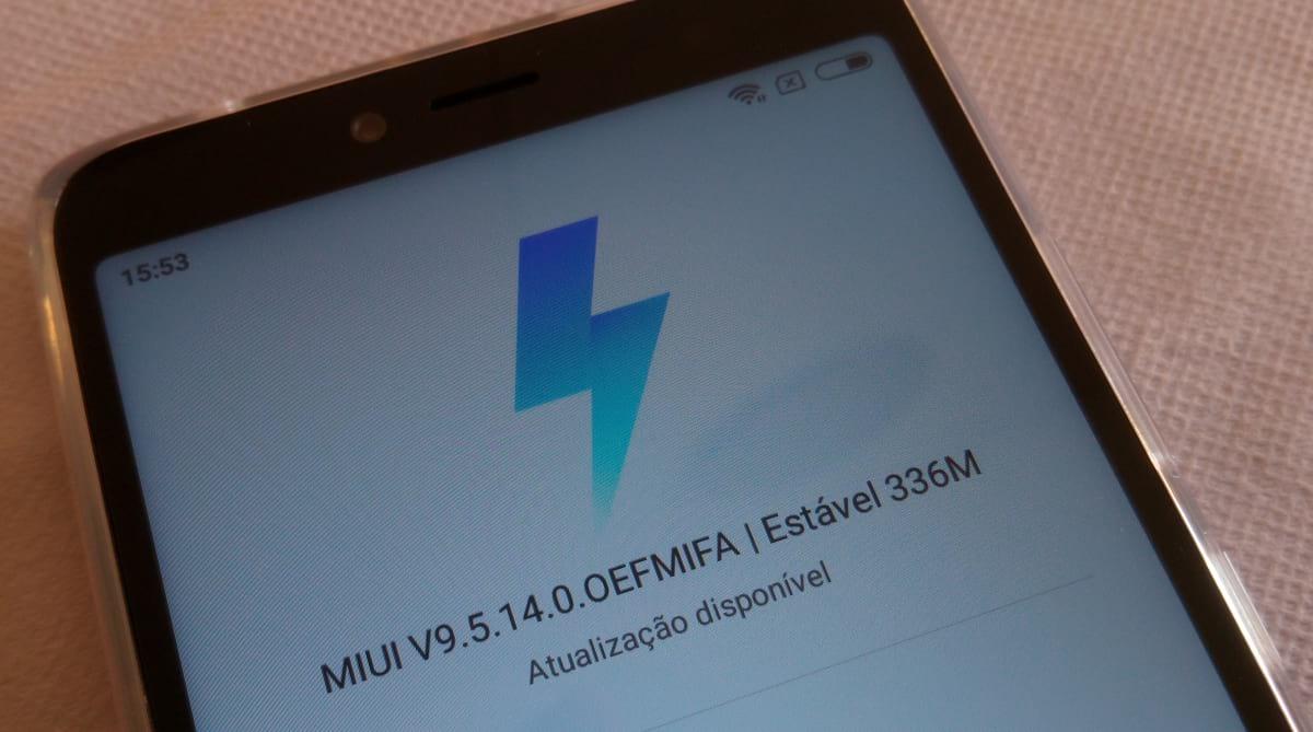 Xiaomi Redmi S2 - MIUI