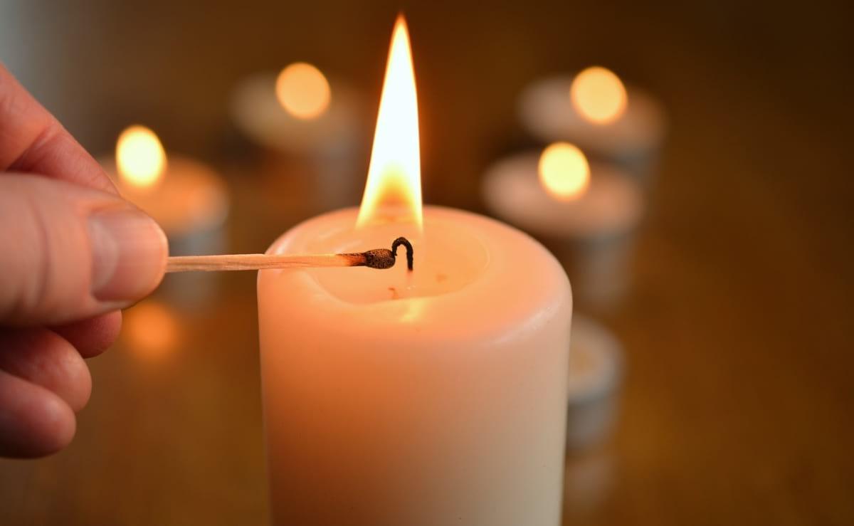 Acender vela