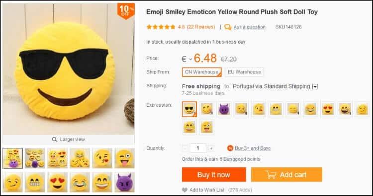 almofada-emoji-banggood