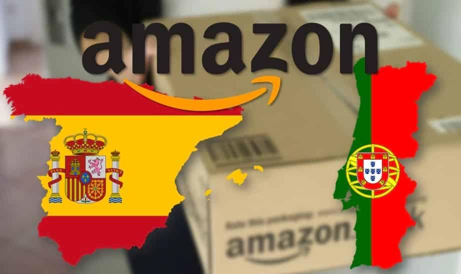 Amazon de Espanha - Portes Grátis para Portugal