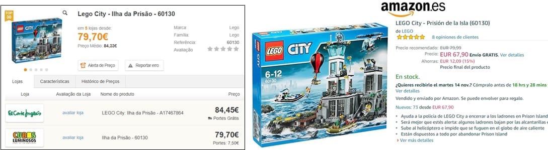 Amazon - LEGO
