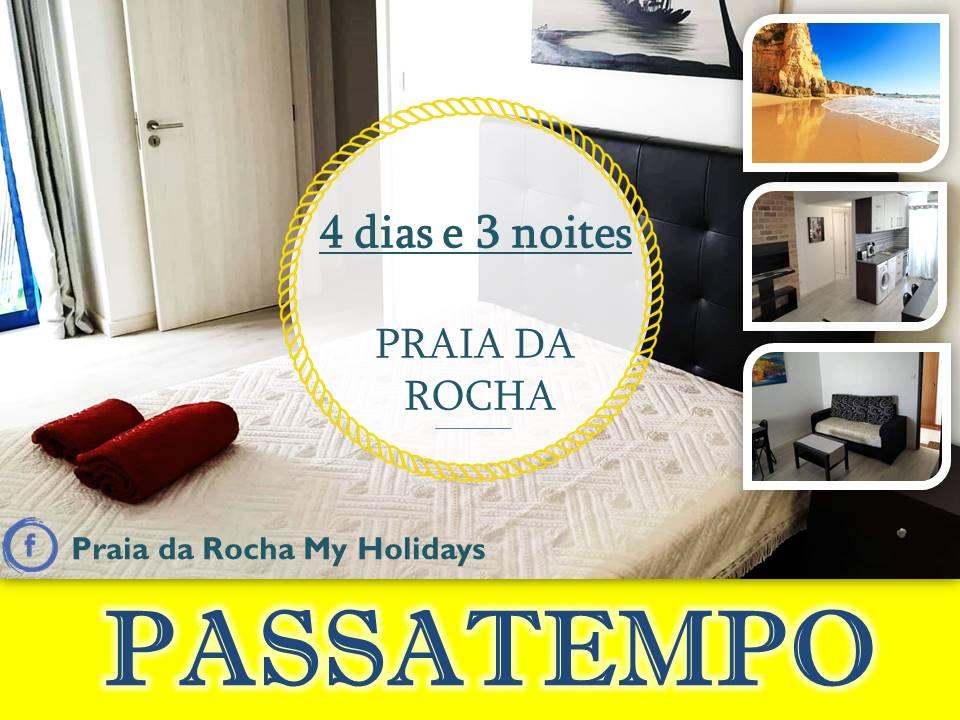apartamento na praia da rocha - Algarve