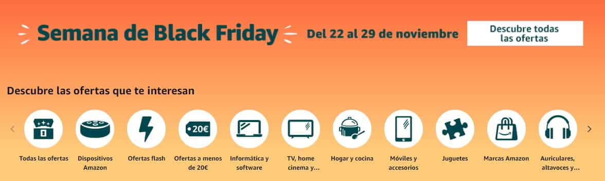 Amazon - Black Friday