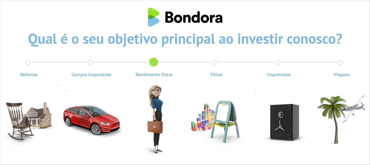 Bondora - Objetivo