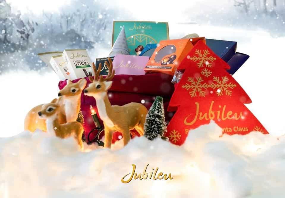 Cabaz de Natal Jubileu
