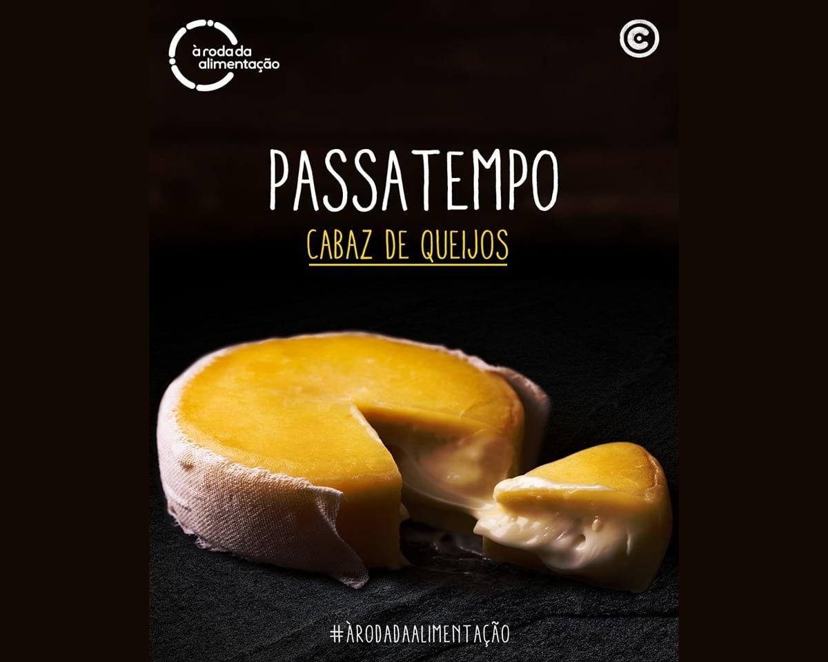 cabaz de queijos