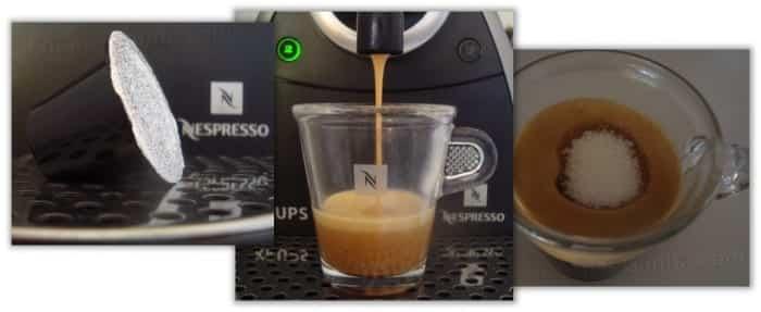 C psulas de caf auchan compat veis com nespresso - Auchan machine a cafe nespresso ...