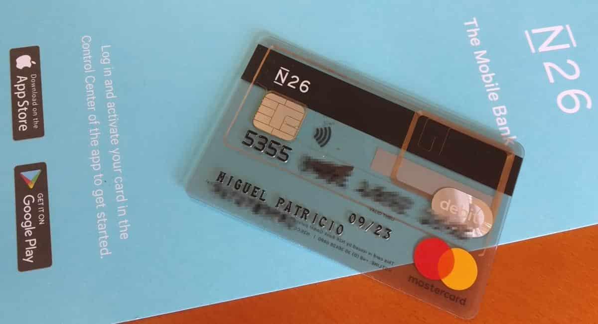 Cartão N26