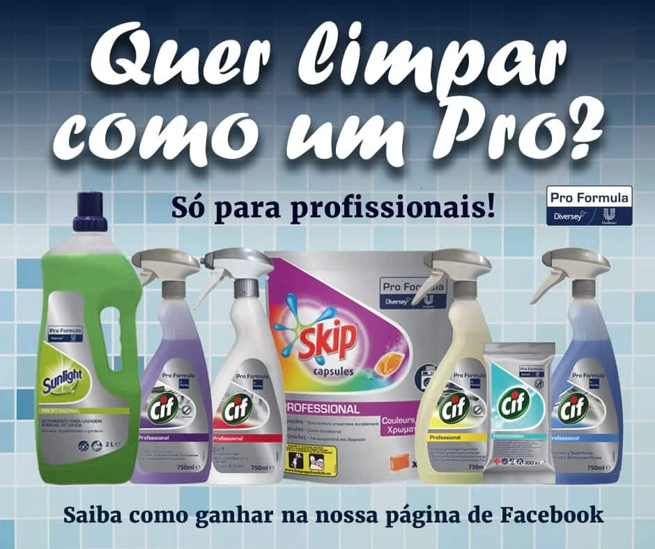 Detergentes Profissionais PRO Formula
