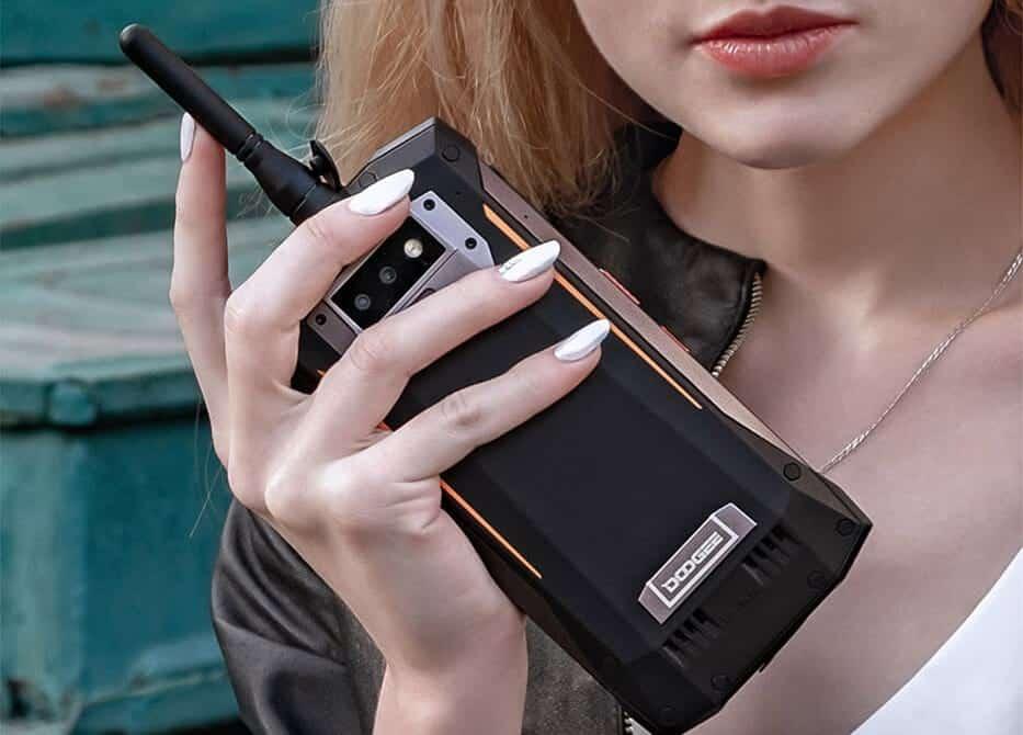 """Doogee S80: Um telemóvel """"à prova de tudo"""" e com Walkie-Talkie!"""