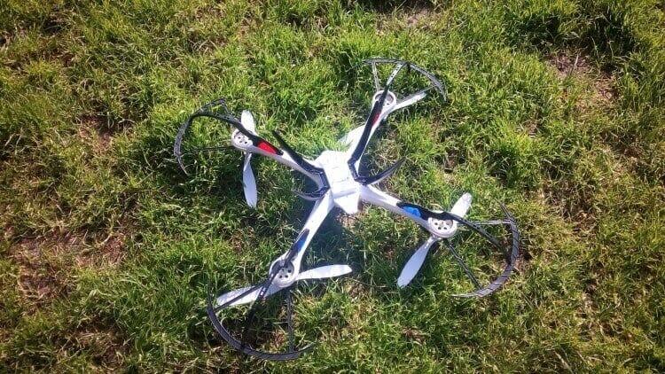 drone-Yizhan-Tarantula-X6-back