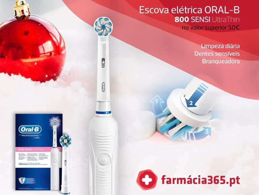Escova Elétrica ORAL-B