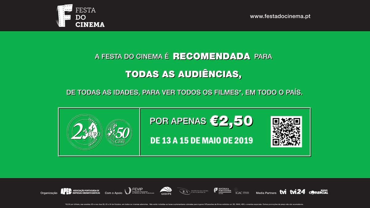 Festa do Cinema 2019