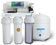 Osmose Inversa para purificar a água! Necessária ou inútil?