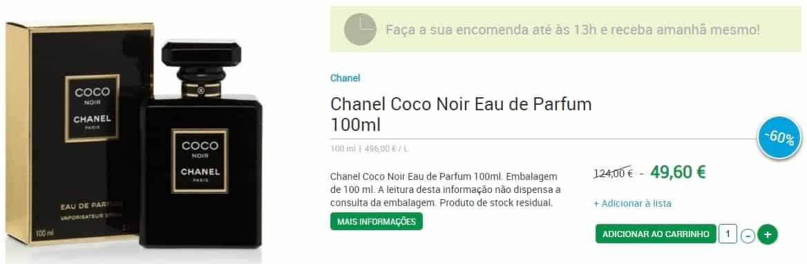 GoodAfter - Chanel Coco Noir