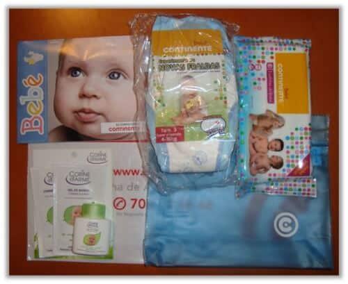 Continente oferece um miminho especial para grávidas e recém-mamãs