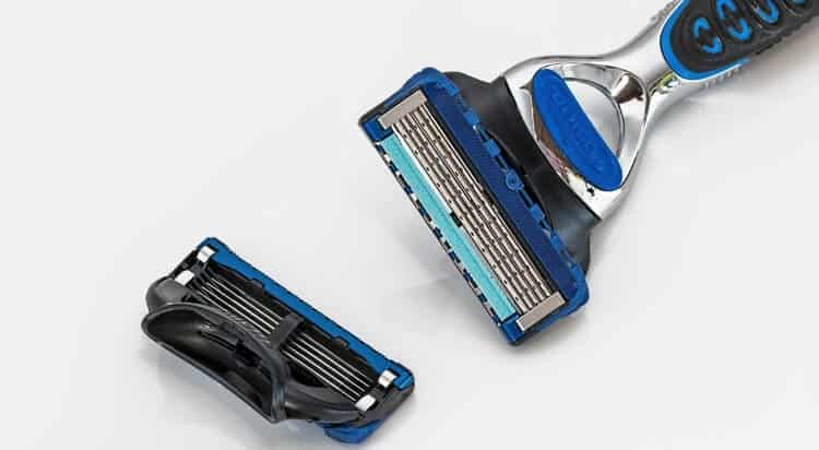 Lâminas de barbear