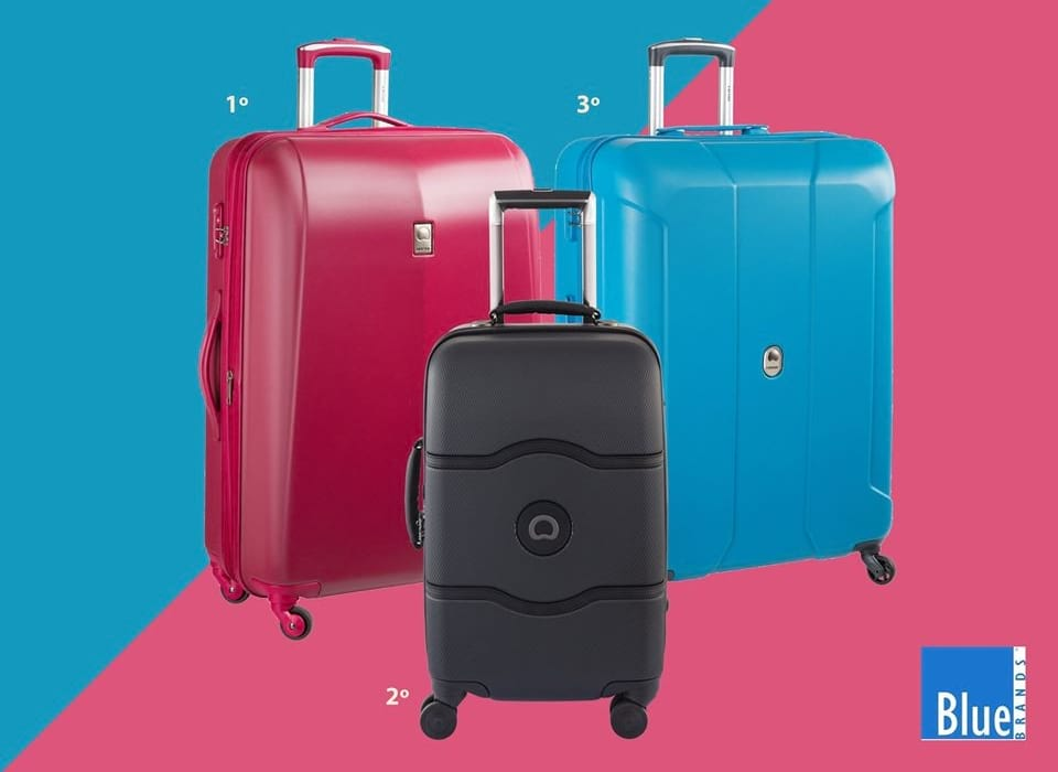malas de viagem brand