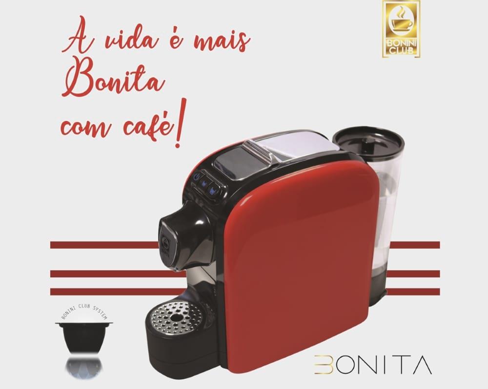 máquina de café BONITA
