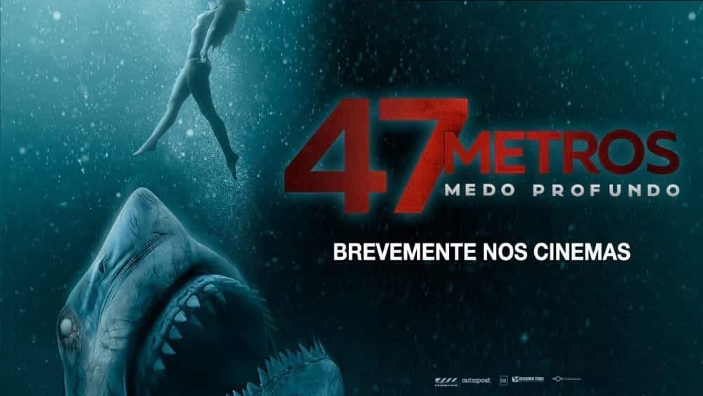 47 metros medo profundo
