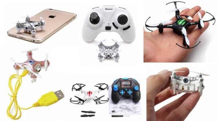 Passatempo Poupa e Ganha - Mini-Drone Mini-drones