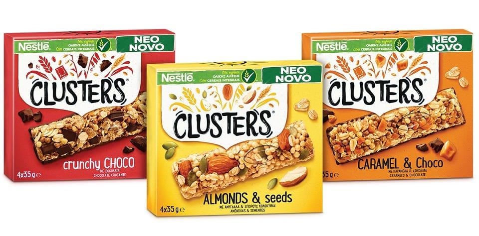 Nestlé Clusters