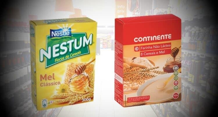 nestum-continente