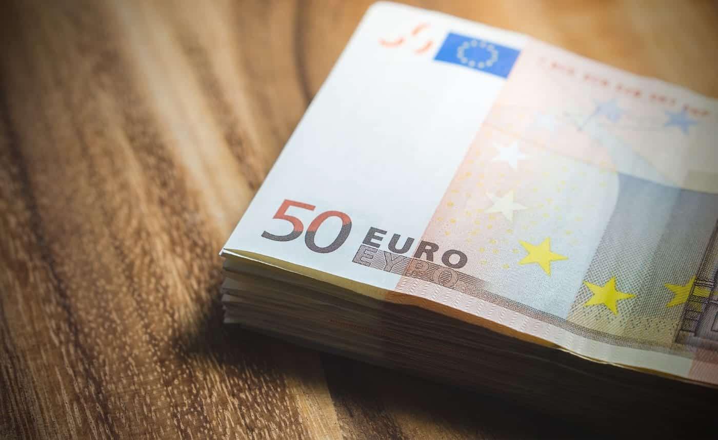 Notas de 50 euros