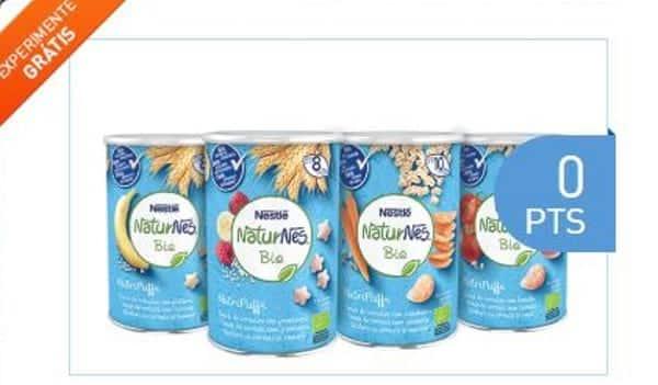 NATURNES Bio NutriPuffs