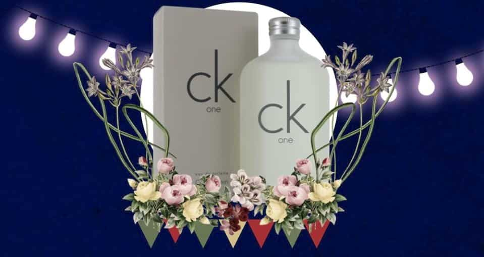 Perfume One da Calvin Klein
