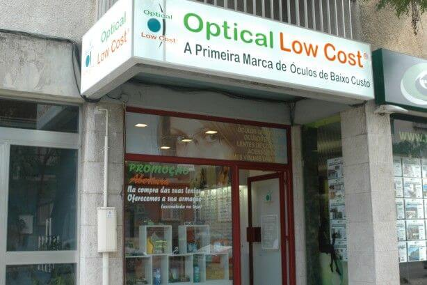 Optical Low Cost - Óculos baratos! a16c25b571