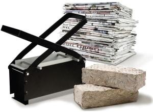 paper-log-briquette