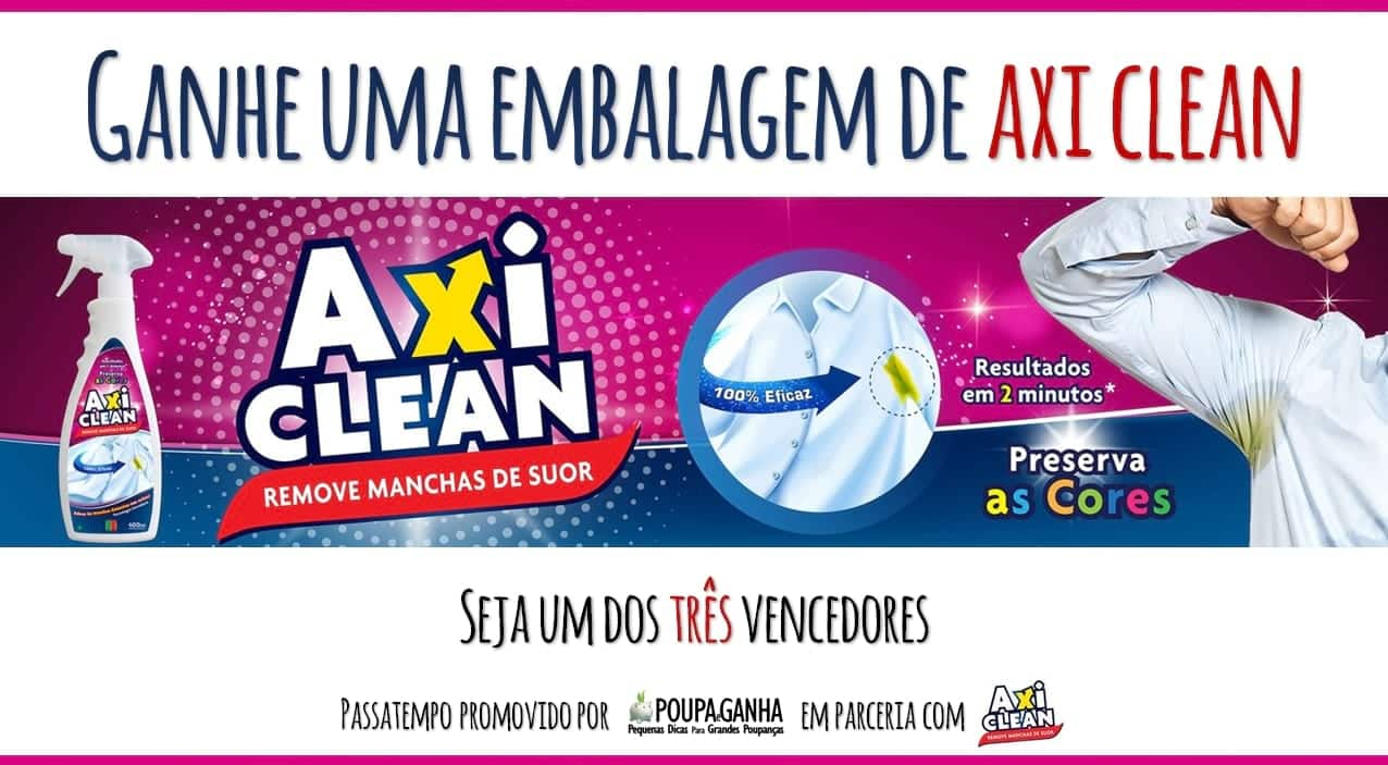 Passatempo Axi Clean
