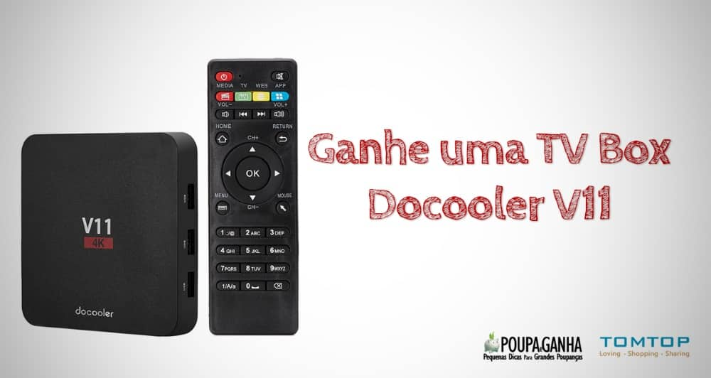 Passatempo - TV Box - Tomtop