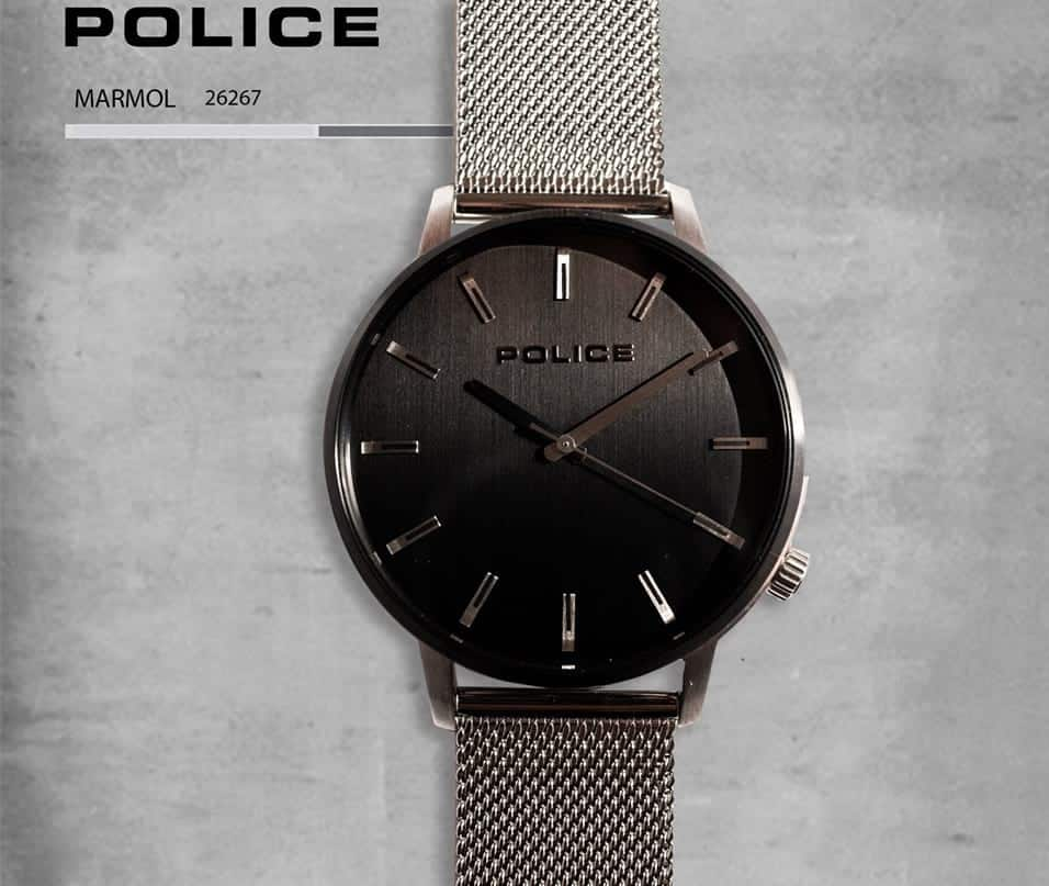 Police Marmol