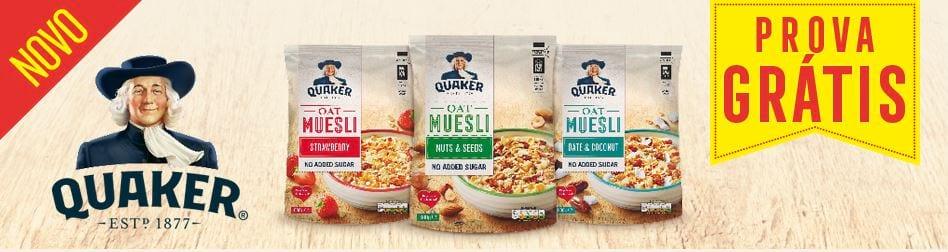 Quaker Oat Muesli
