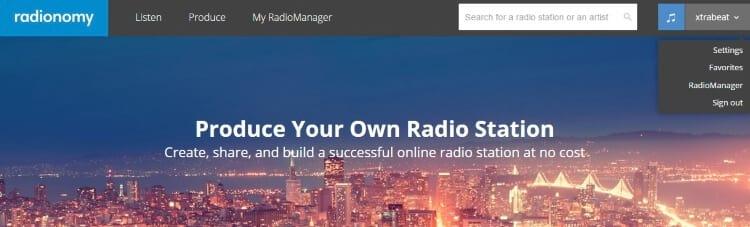 radionomy-radiomanager
