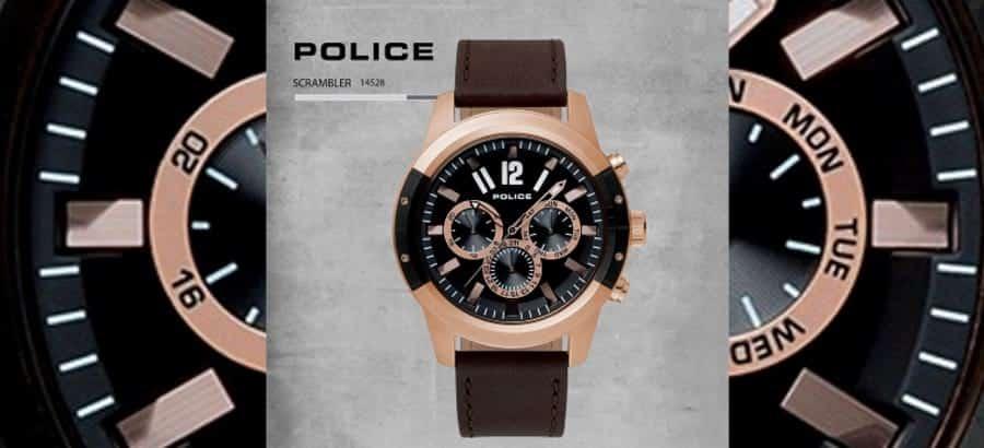 Relógio POLICE Scrambler