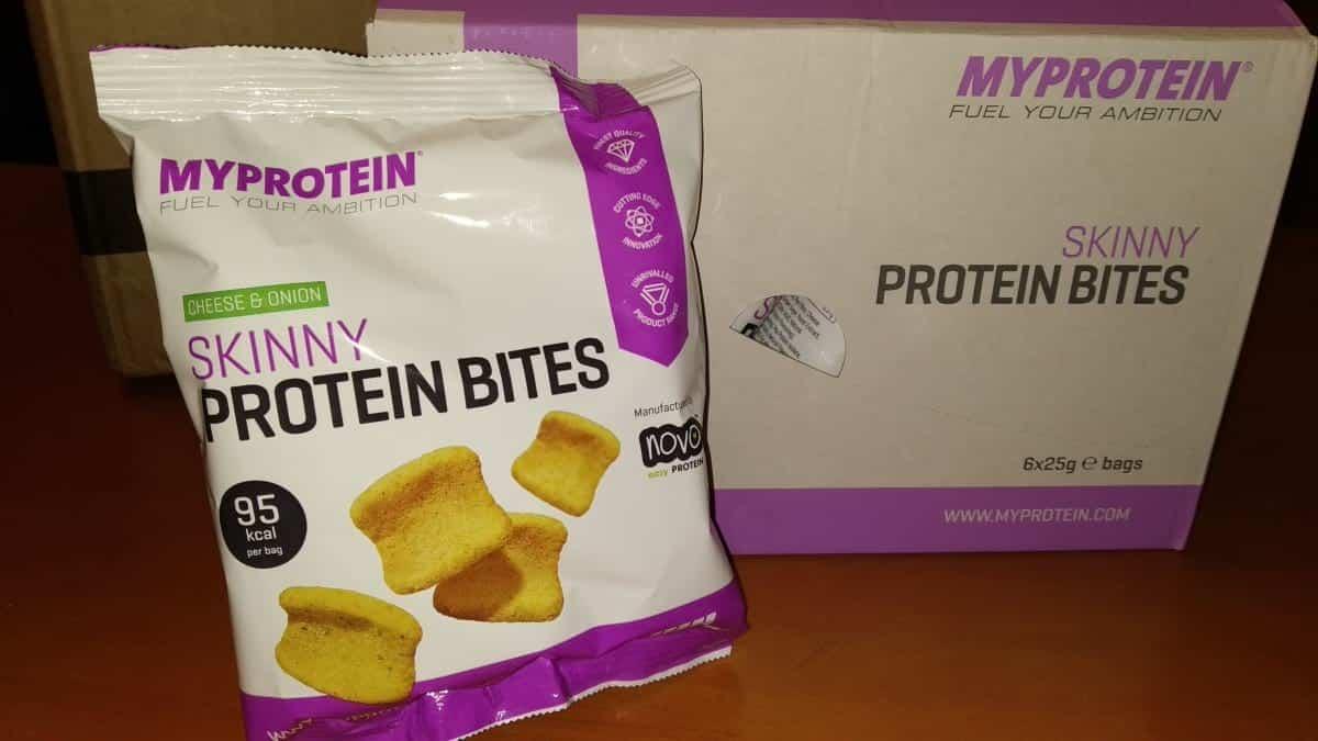Skinny Bites Proteicos