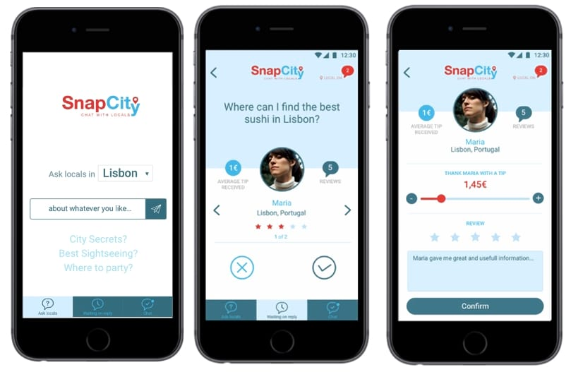 App SnapCity