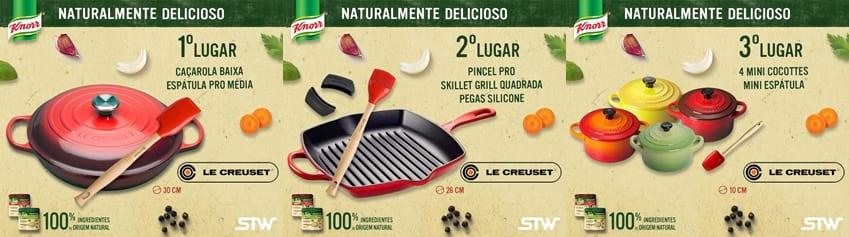 STW - Prémios campanha Knorr
